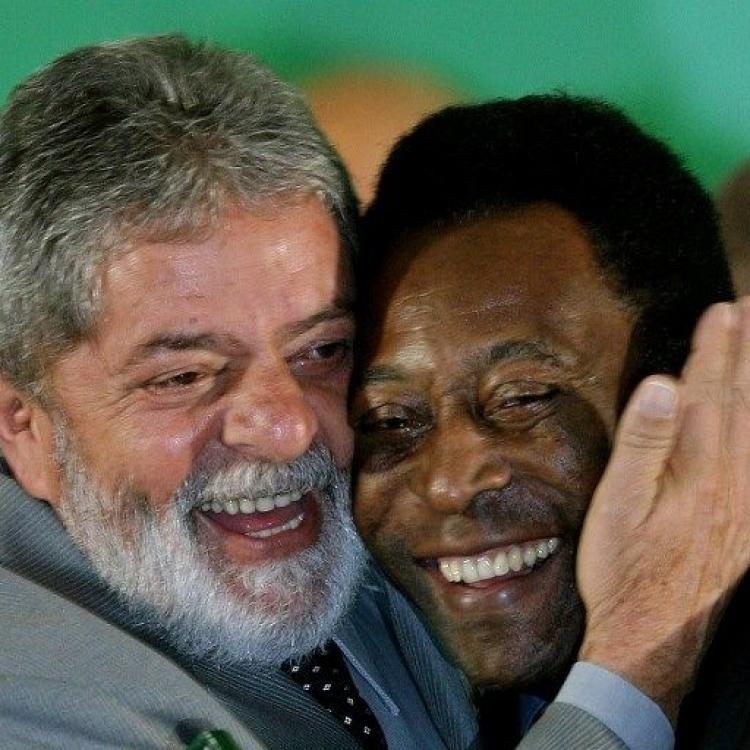 比利預測巴西無緣冠軍