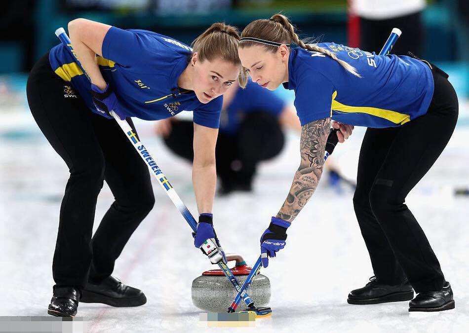 瑞典挫韓國女子冰壼封后