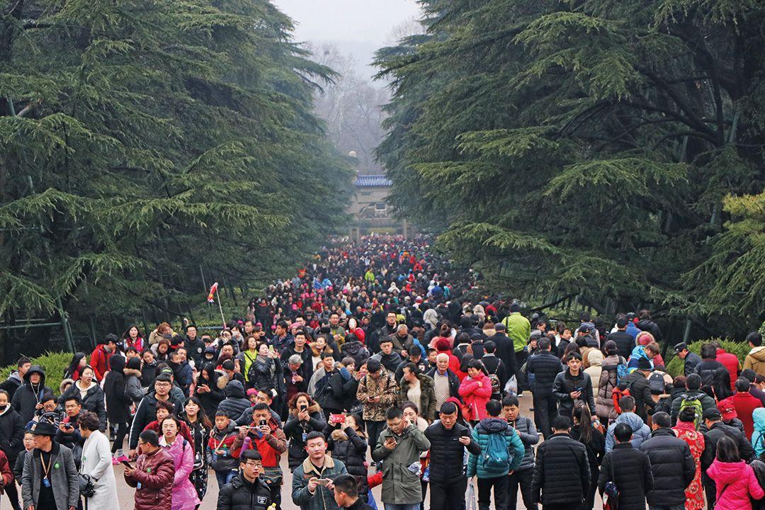 首四日2.87 億人次出遊