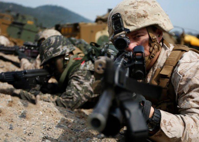 美國防部宣布再暫停兩場美韓軍演
