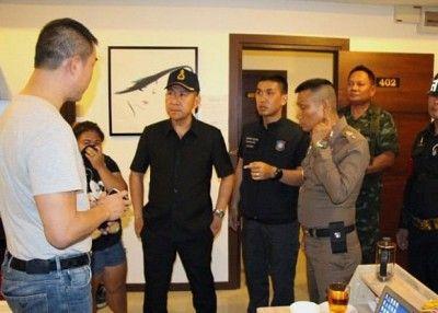 53歲中國老闆被捕