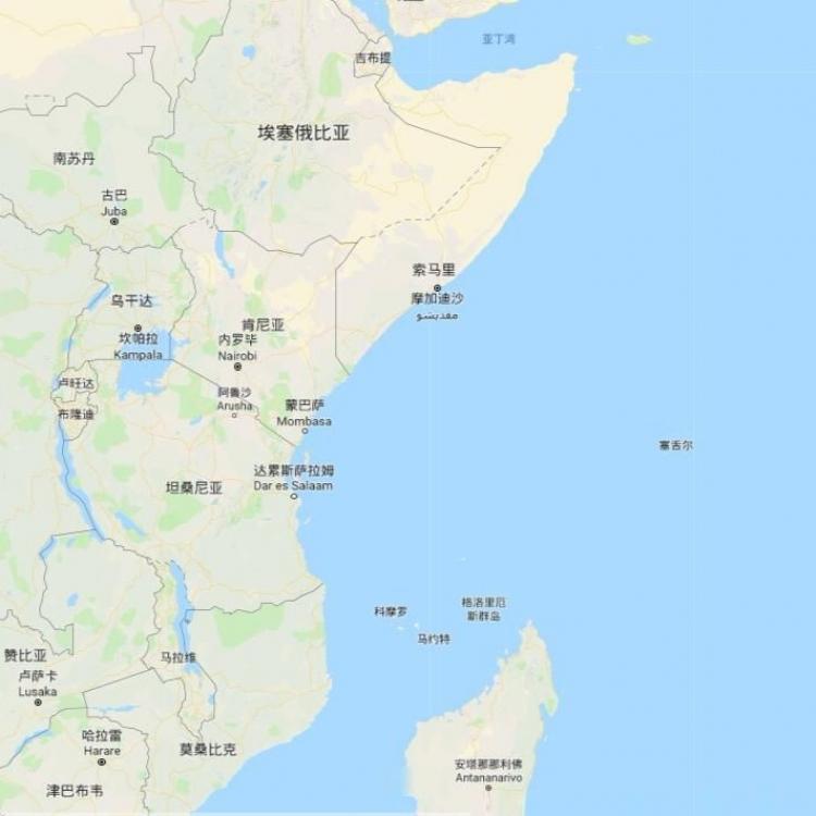 索馬里路邊炸彈襲擊兩人死亡