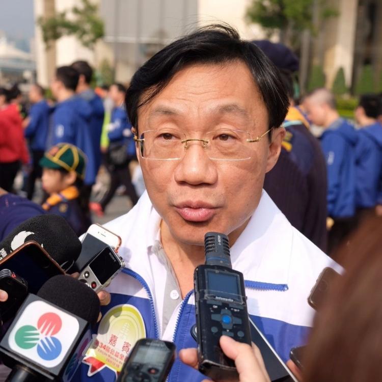 譚俊榮:她是非常適當局長人選