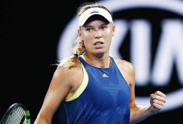 禾琪首奪澳網冠軍