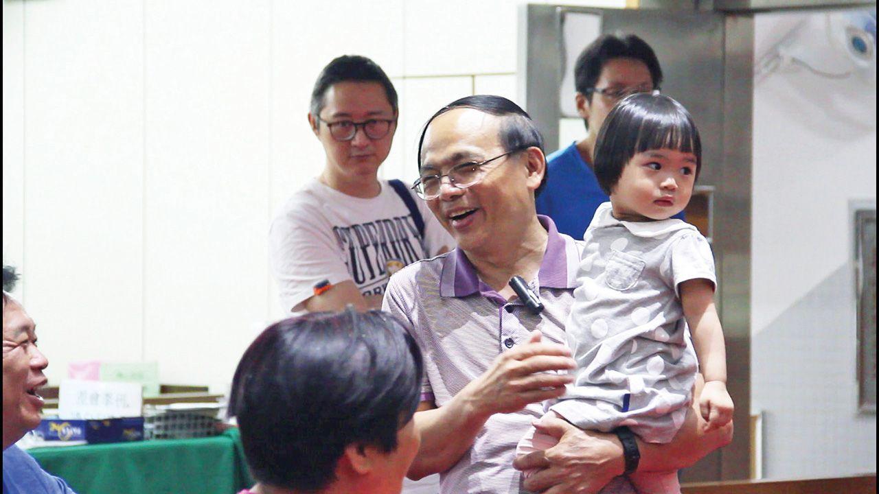 朱叔叔:家人才是生命的瑰寶