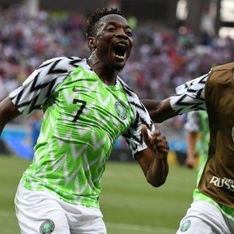 尼日利亞兩球破「冰」(有片)