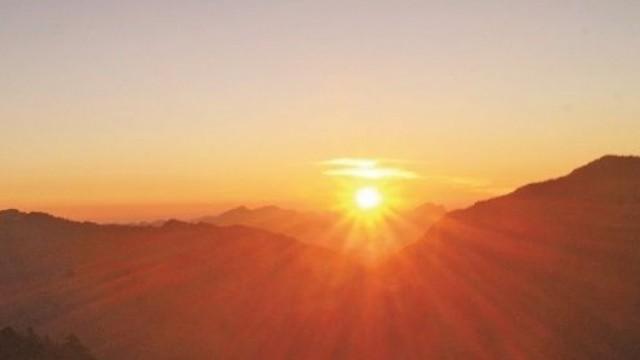 南投合歡山 登頂賞晨光