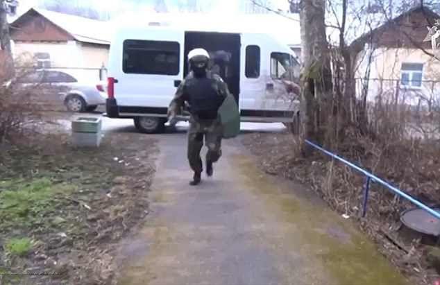 多名恐怖分子被捕