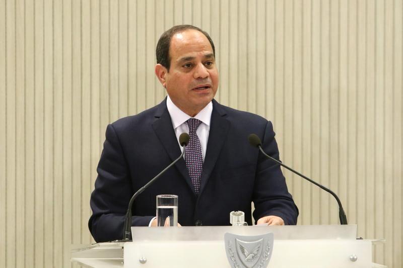 贏97.08%選票 埃及總統塞西成功連任