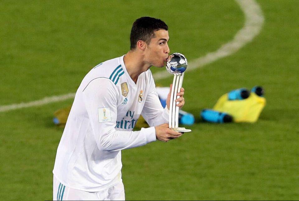 皇馬創歷史衛冕世冠盃
