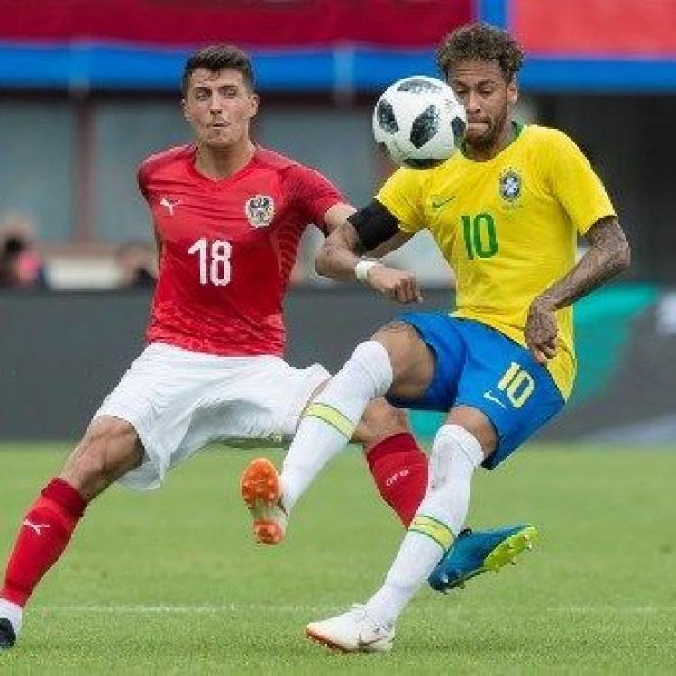 巴西誓要拗斷瑞士軍刀