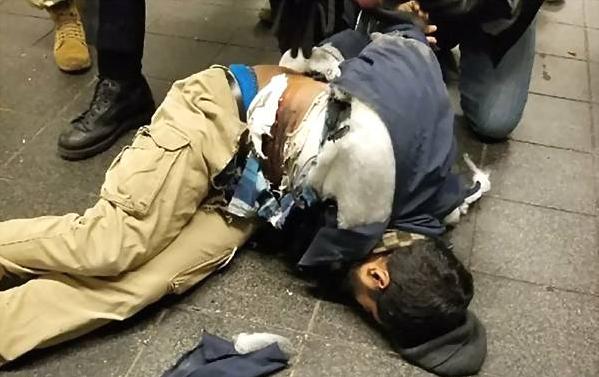 27歲疑兇受IS啟發