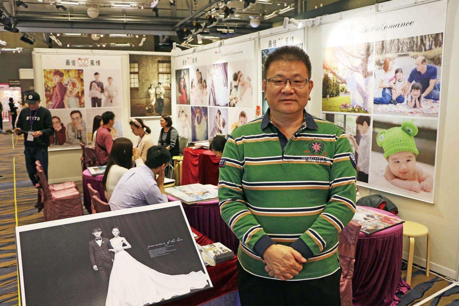 亞太婚慶博覽會三日吸引近萬人次入場