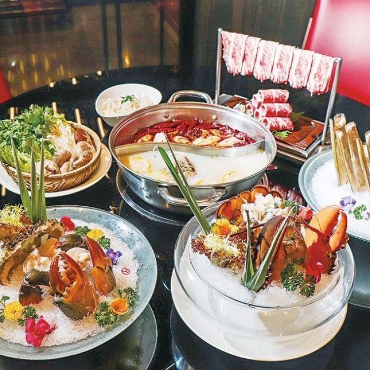 海鮮火鍋冬食記