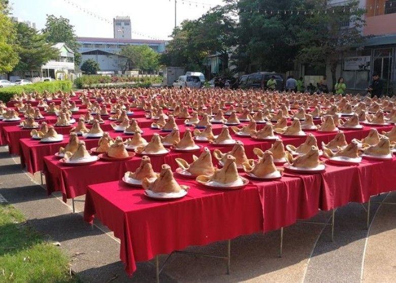 泰國六府合力破世績