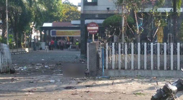 印尼三教堂連環遇襲增至41死傷