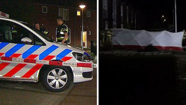荷蘭持刀襲擊案兩死多傷