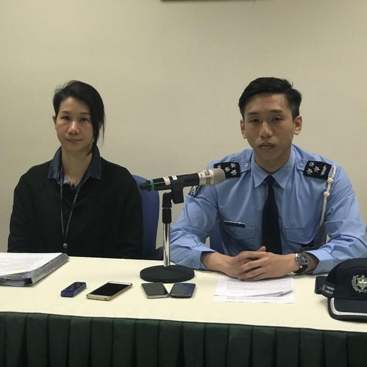 警方已開立內部紀律調查