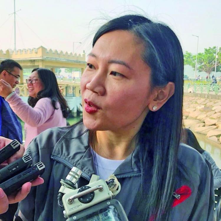 謝慶茜將任文化局局長