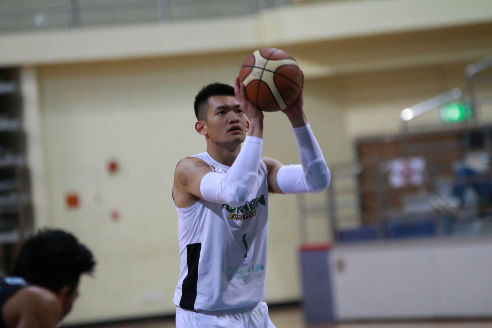 福建傾力衝高籃冠軍