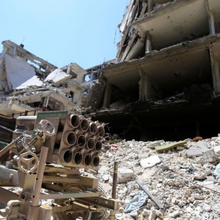 禁化武組織已抵杜馬鎮調查