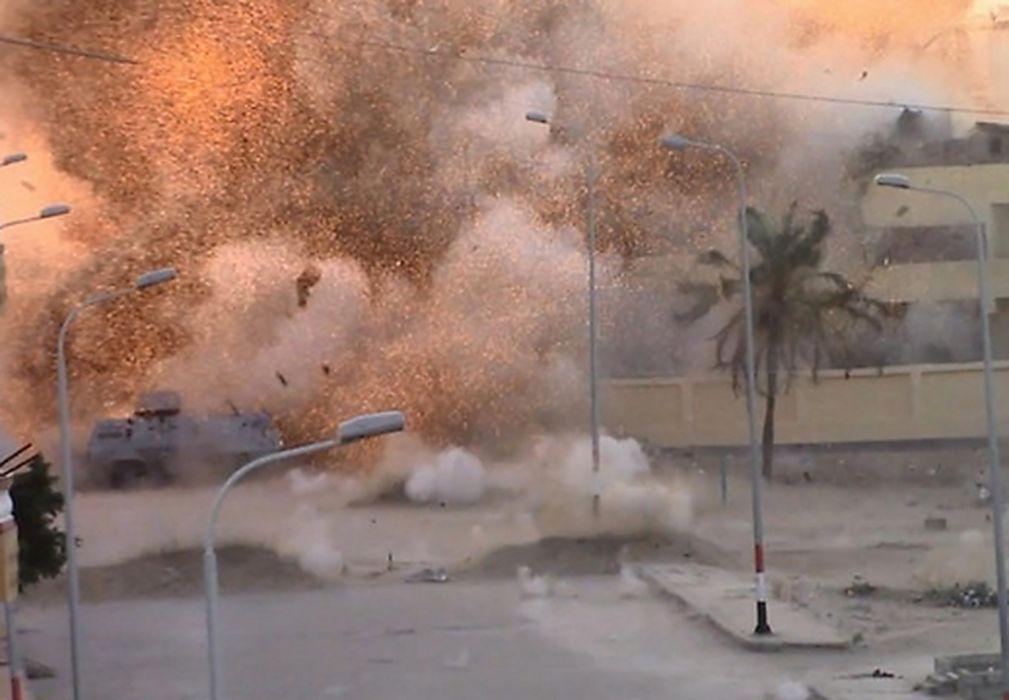 埃及清真寺遭恐襲 至少235死