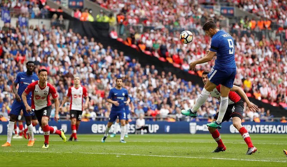 藍戰士挫聖徒闖英足盃決賽