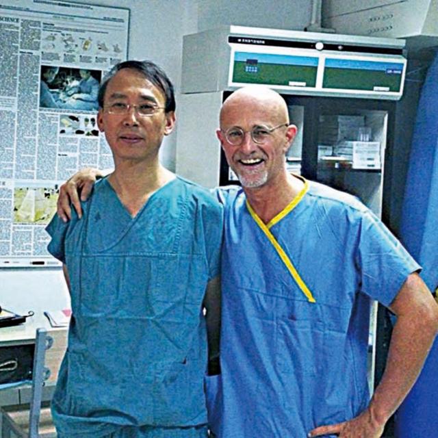 中國醫生:手術設計完成