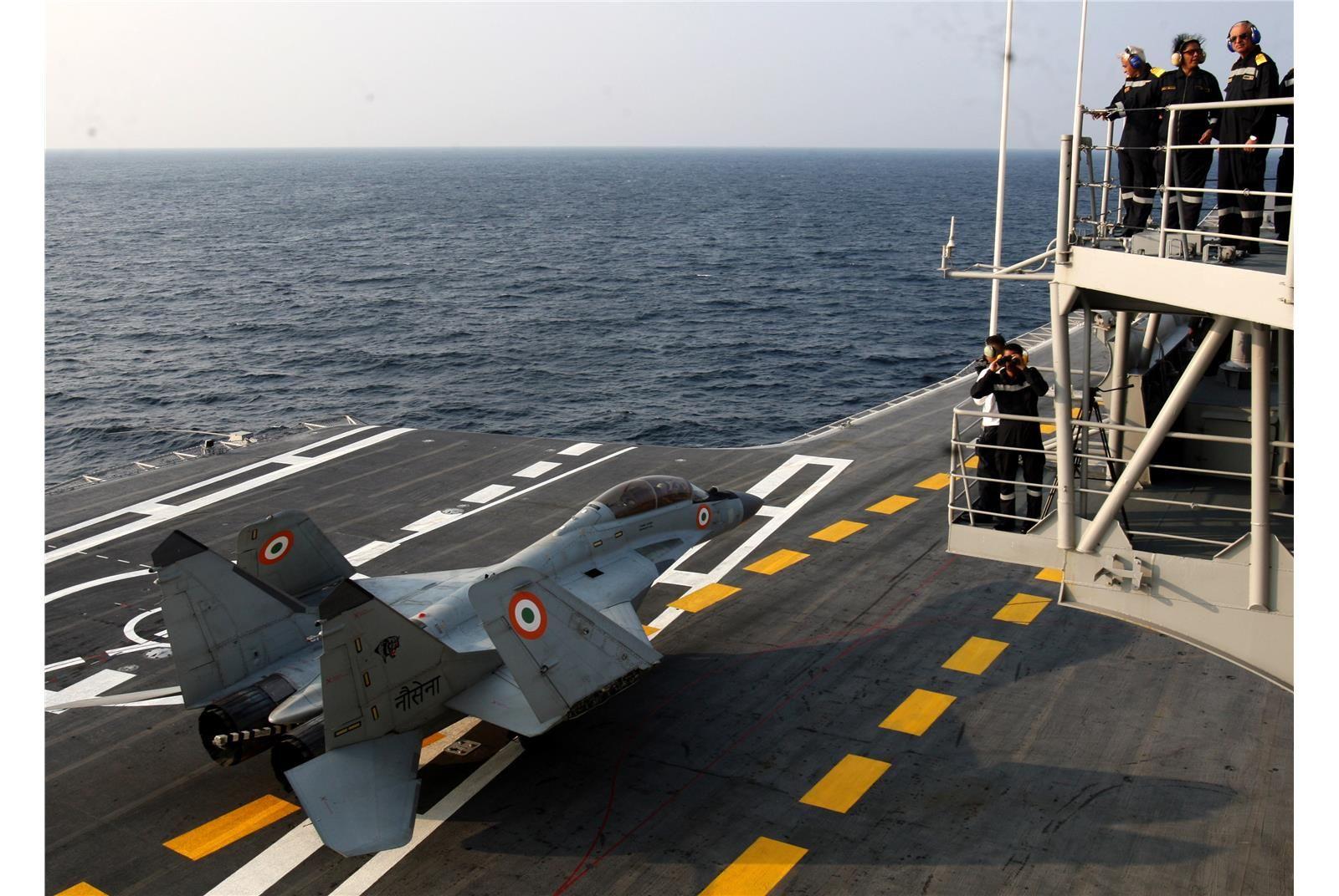 印度下月舉行16國海上聯合軍演