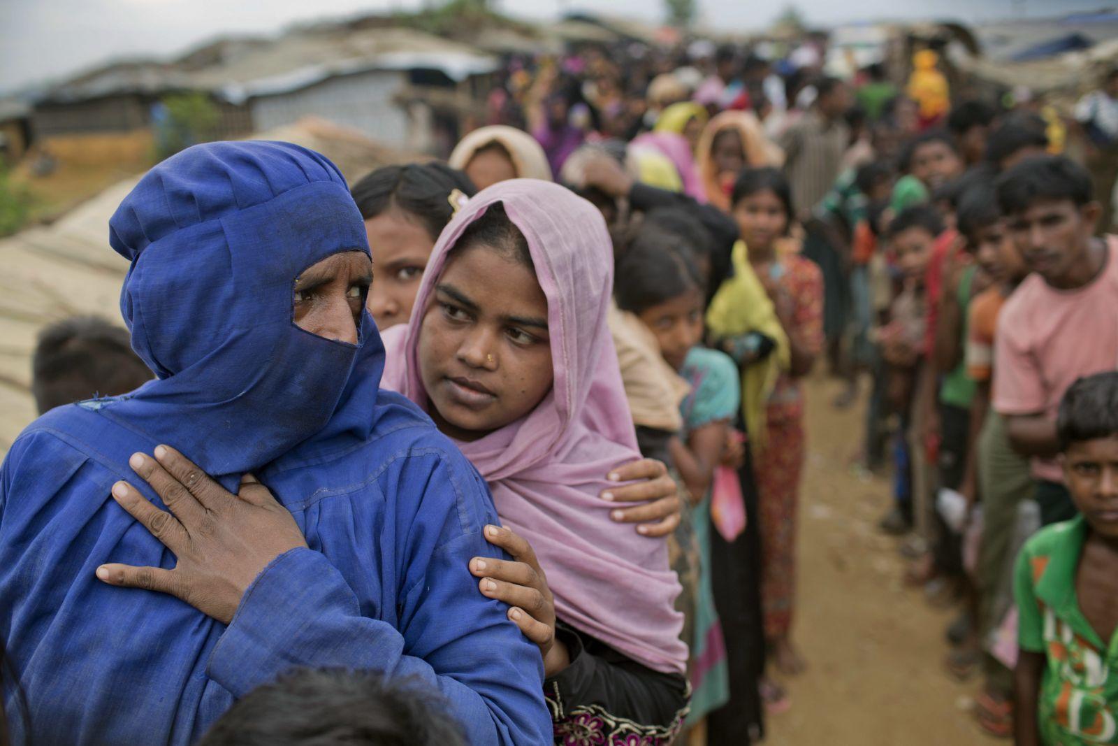 羅興亞女性為生計被迫賣淫