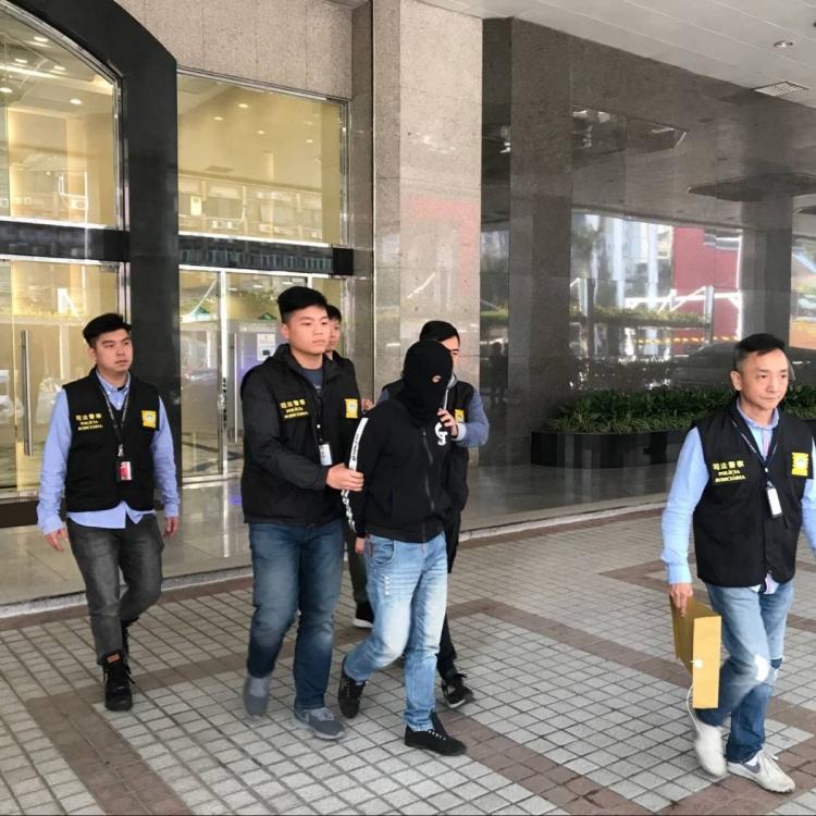 司警破偷渡集團拘兩內地漢