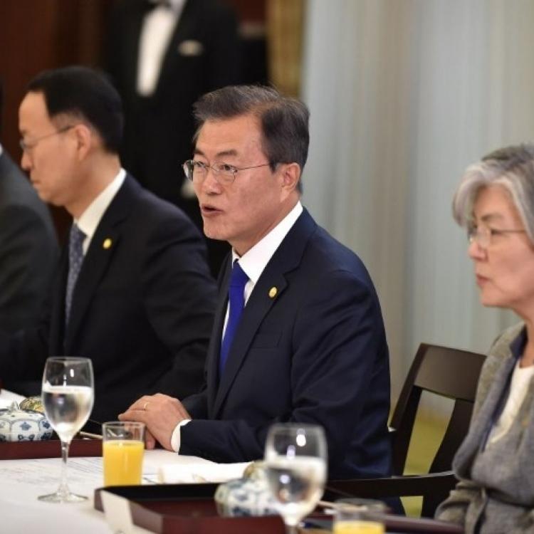 料與特朗普談朝鮮無核化