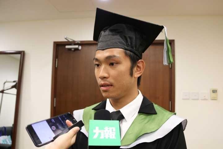 黃少澤:政府支持旅院發揮辦學特色