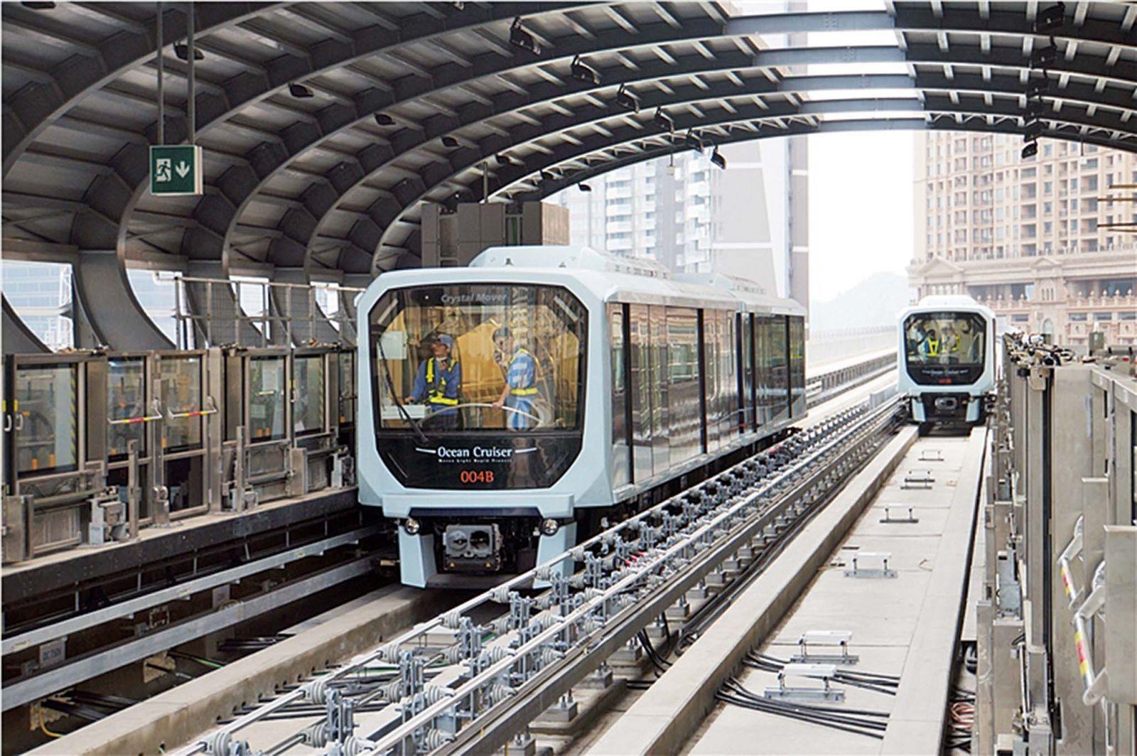 政府解除增購輕軌車廂合同  涉款3.6億
