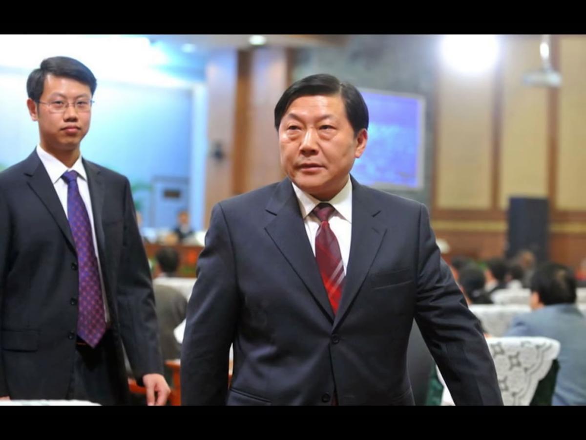 前中宣部副部長魯煒被雙開
