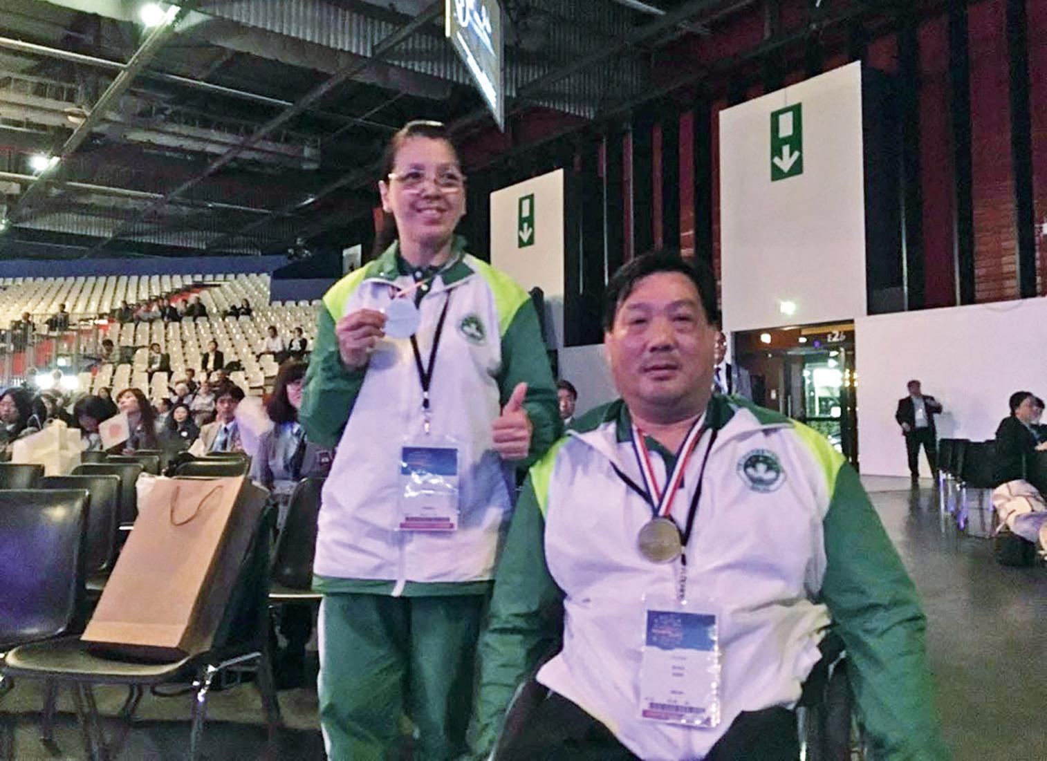 澳殘疾職技世界達標
