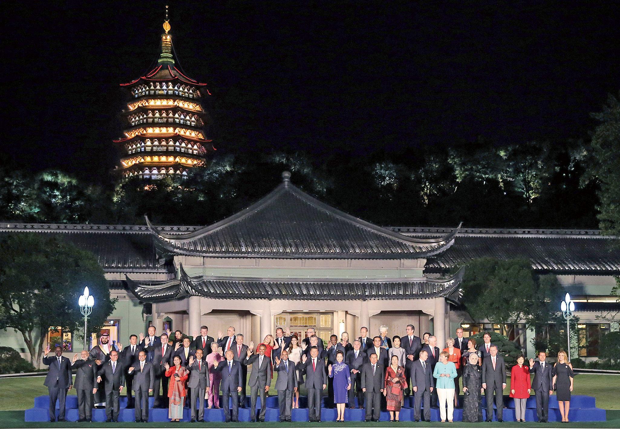 再見杭州 G20順利閉幕