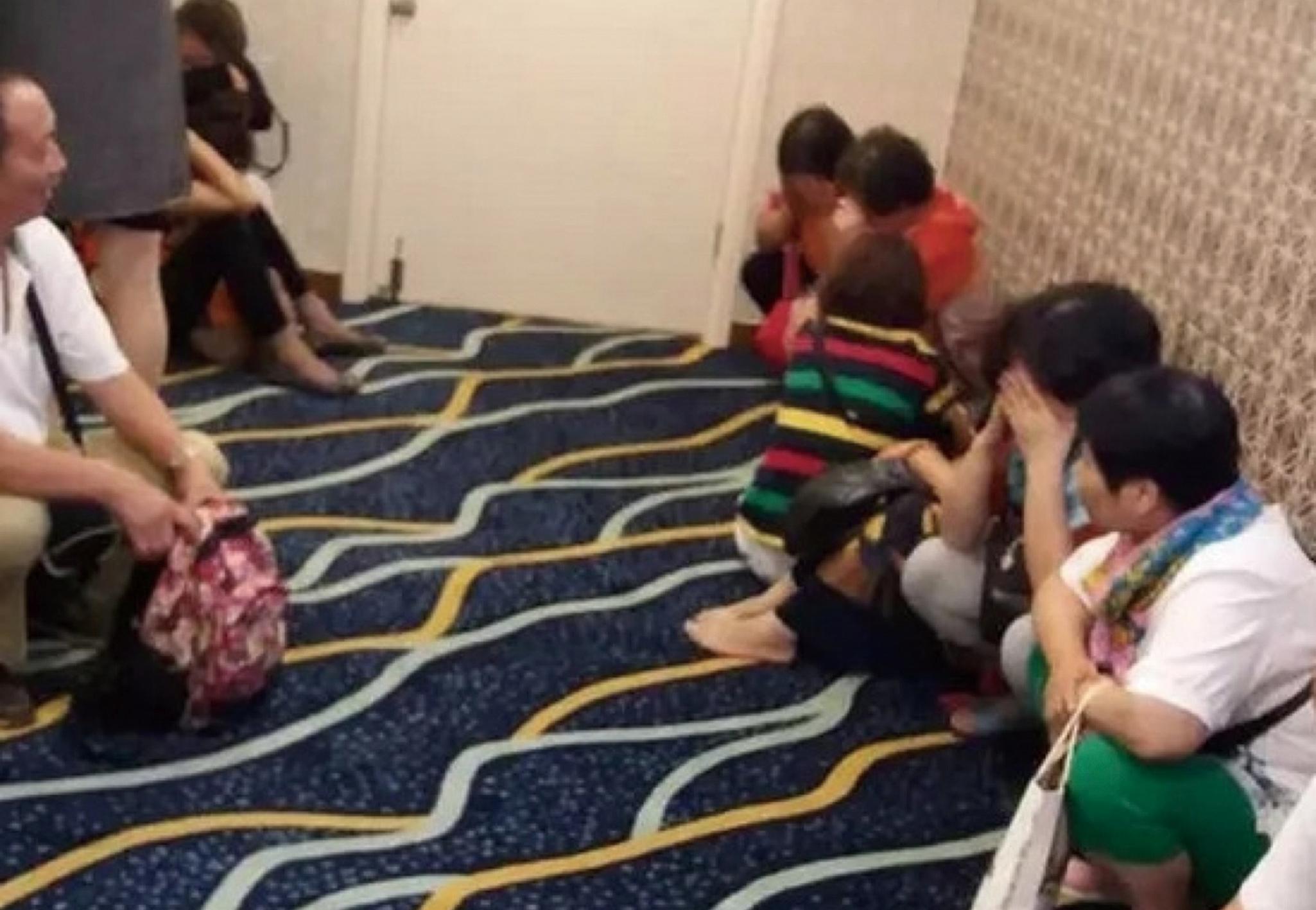 南京逾200人墮低價團陷阱