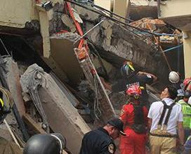 墨西哥為何地震連連?