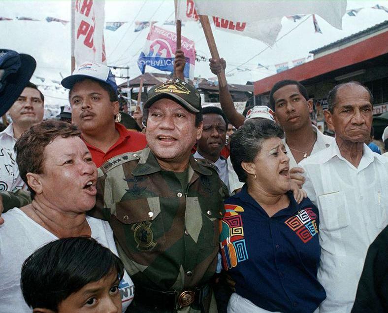 巴拿馬前獨裁者病逝