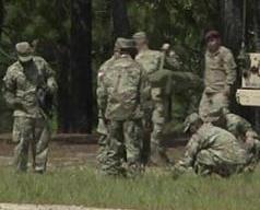 美軍事基地爆炸一死七傷