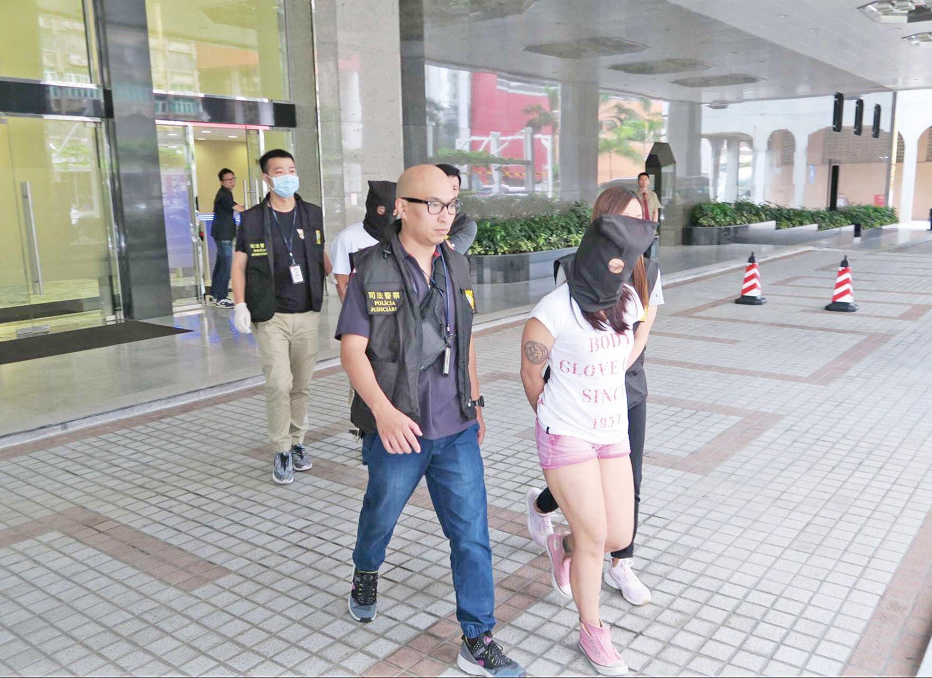 司警破毒案拘三菲律賓男女