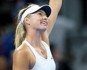 舒娃負夏莉比中網賽出局