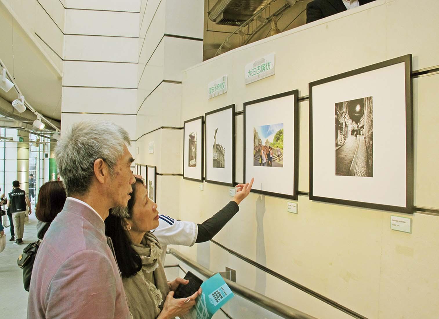 共展出161幅攝影作品