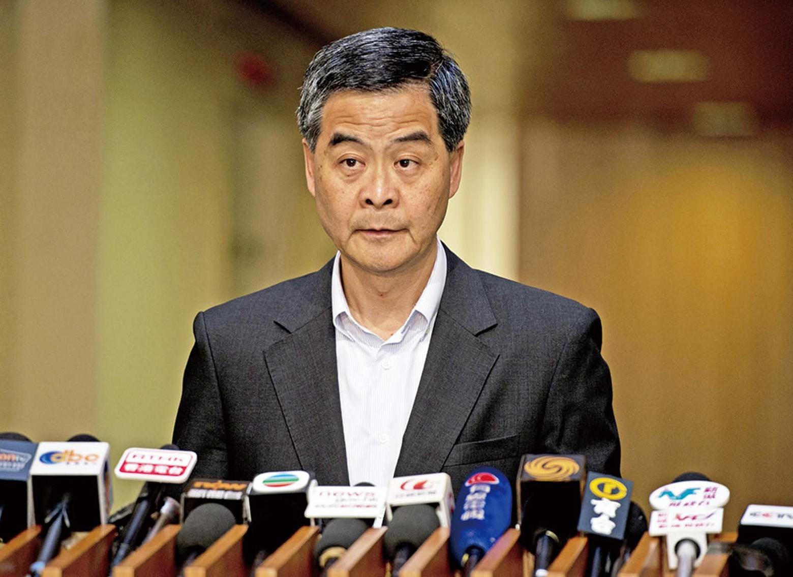 「暴徒不代表香港社會」