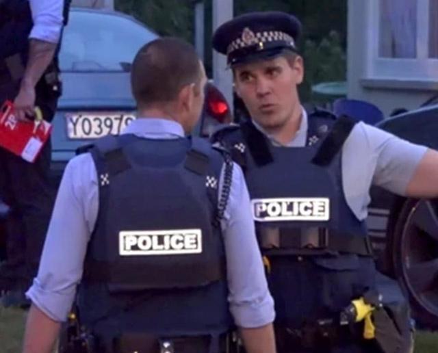 新西蘭奧克蘭南部槍擊案三人傷