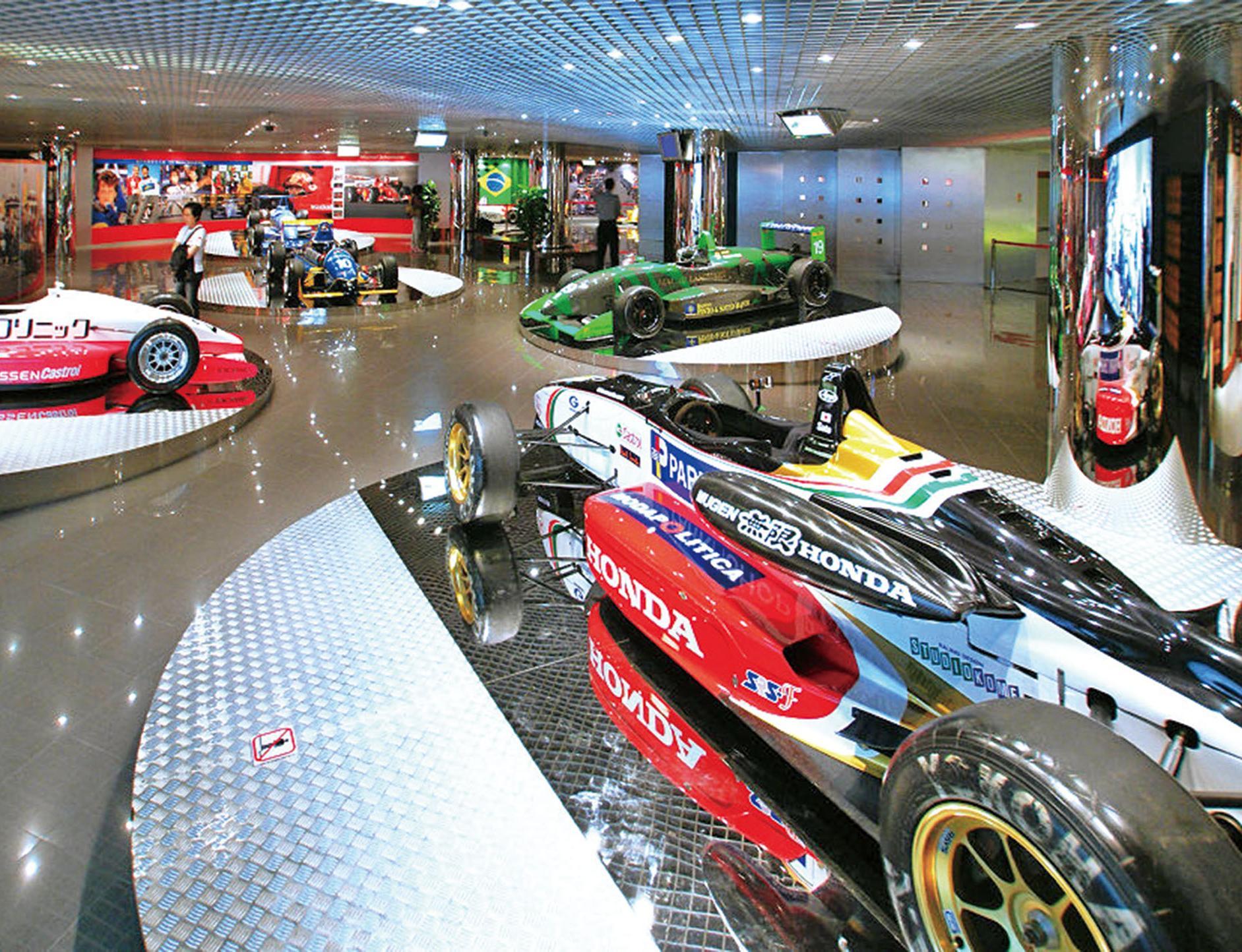 賽車博物館研納《施政報告》