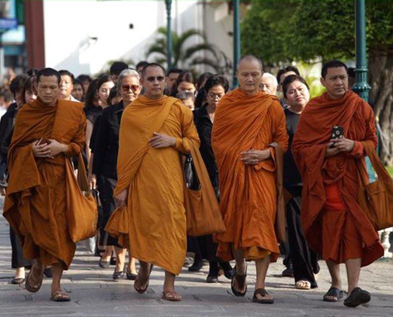 泰王離世 泰國舉國哀悼一年