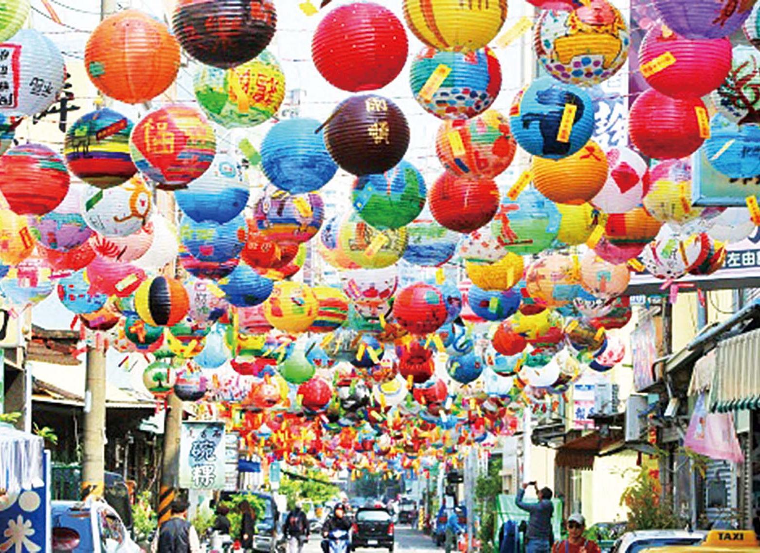 台南國華街成徒步區