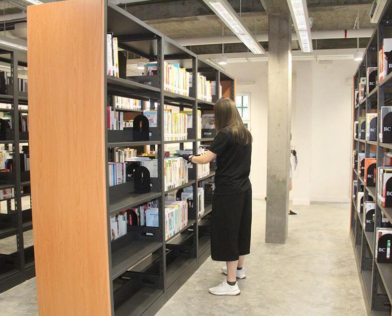 沙梨頭圖書館12月啓用